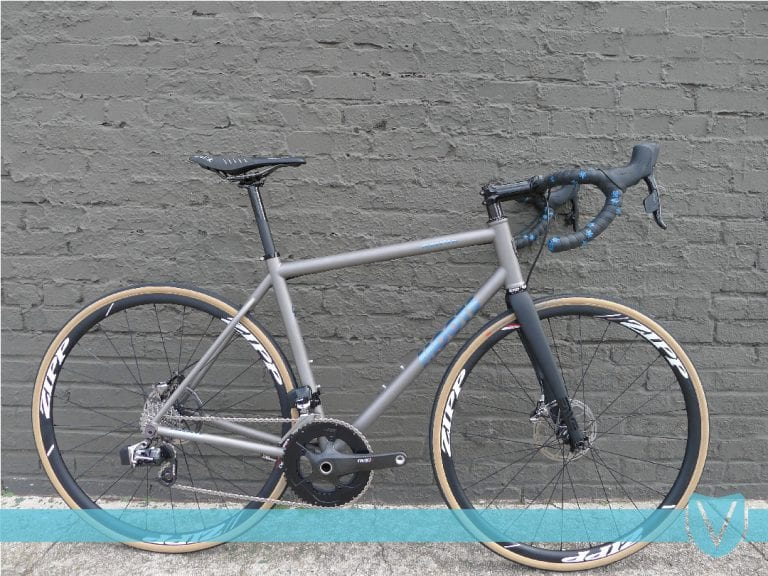 Moots VaMoots DR- Anodized